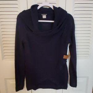 VENUS NEW navy blue Sweater SZ S